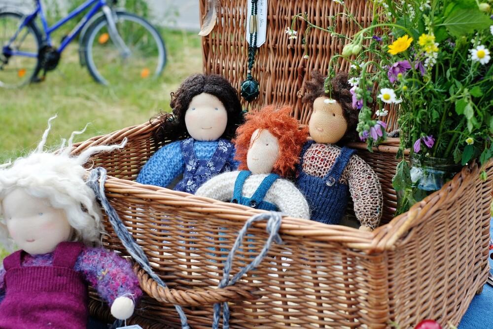 Hoffest 2019 Puppen Stand